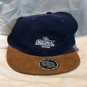 H&M | Blue & Brown Cap / Hat
